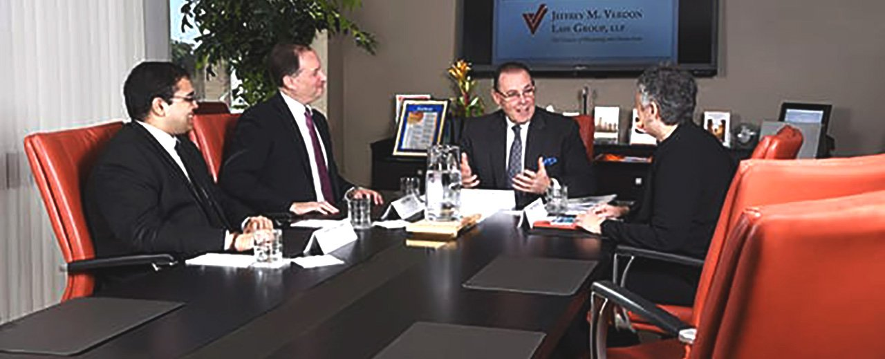 Jeffrey M Verdon Law practice areas