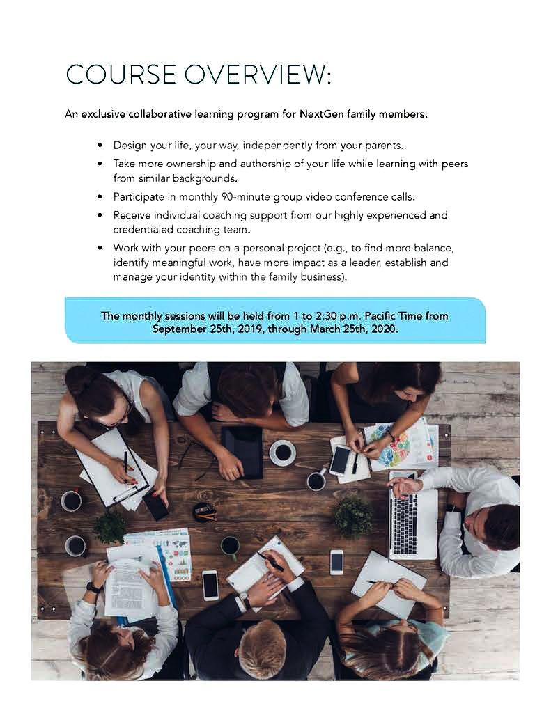 NextGen Collaborative page 2