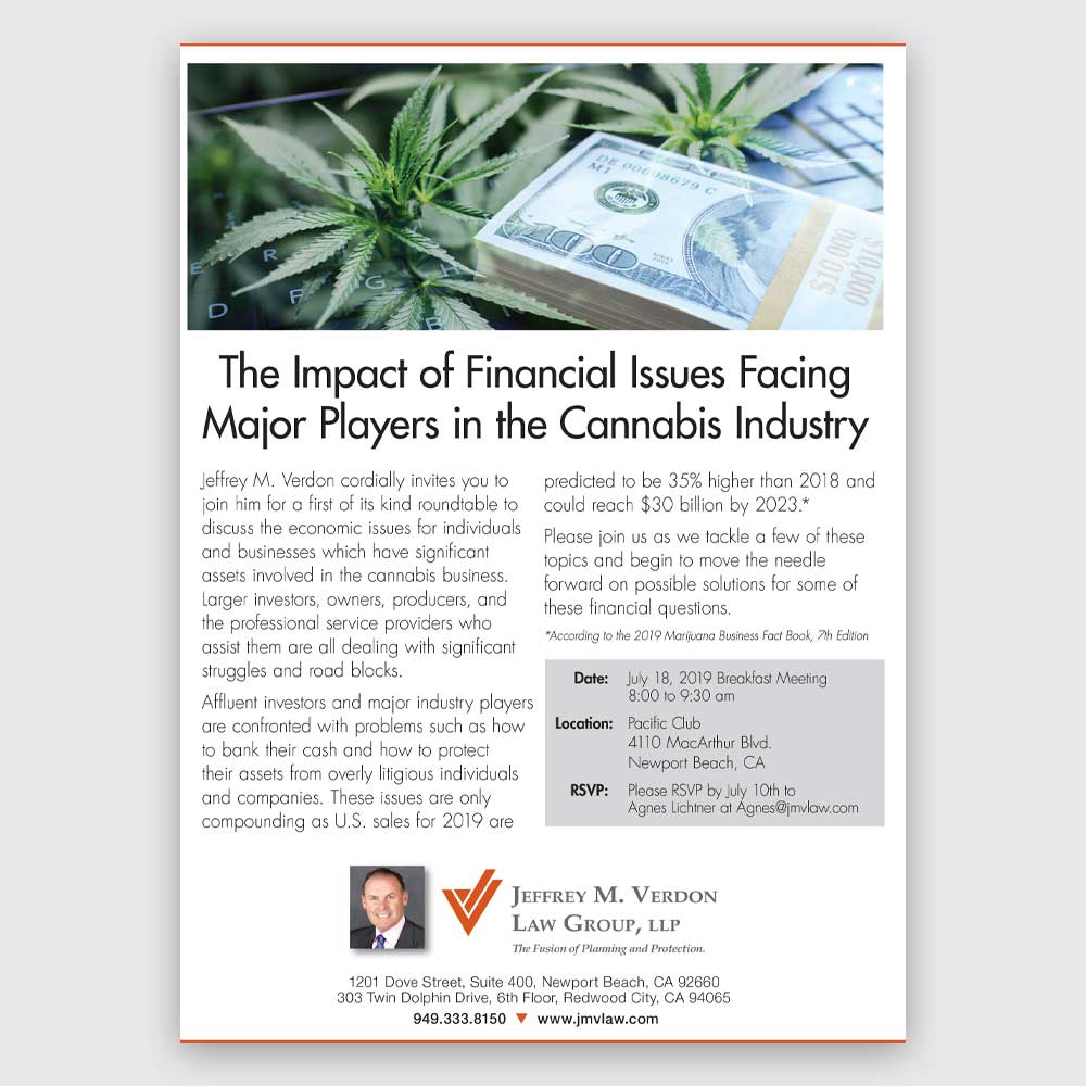 The impact of financial issues facing the major players in the cannabis industry
