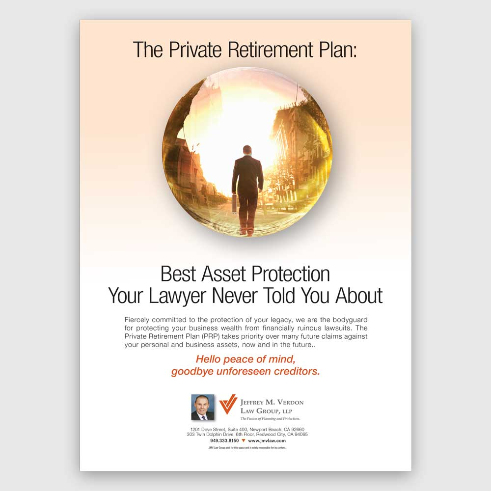 The Private Retirement Plan