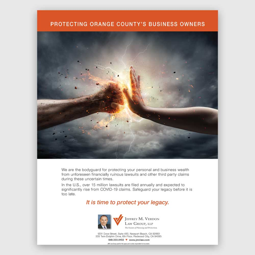 Protecting Orange County's business owners